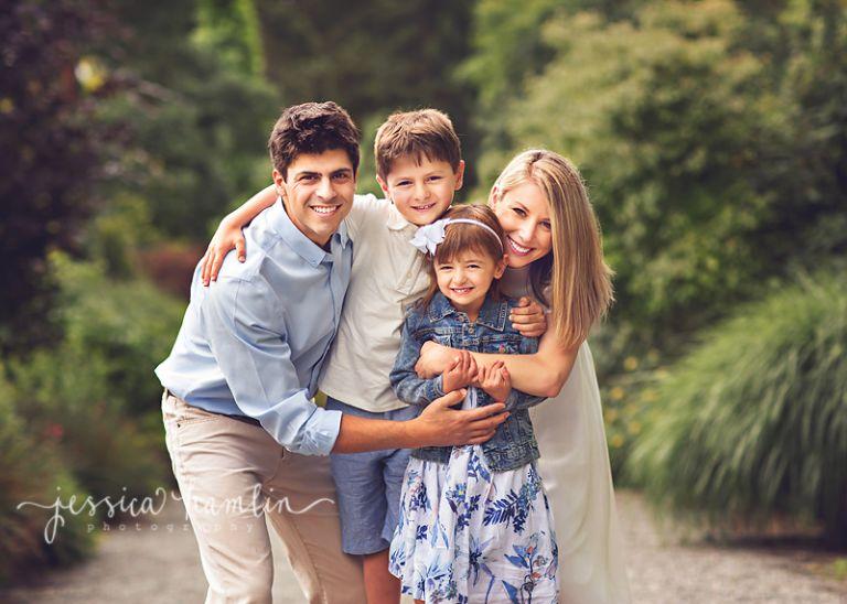Lovely family | Bellevue Family Photographer - Seattle