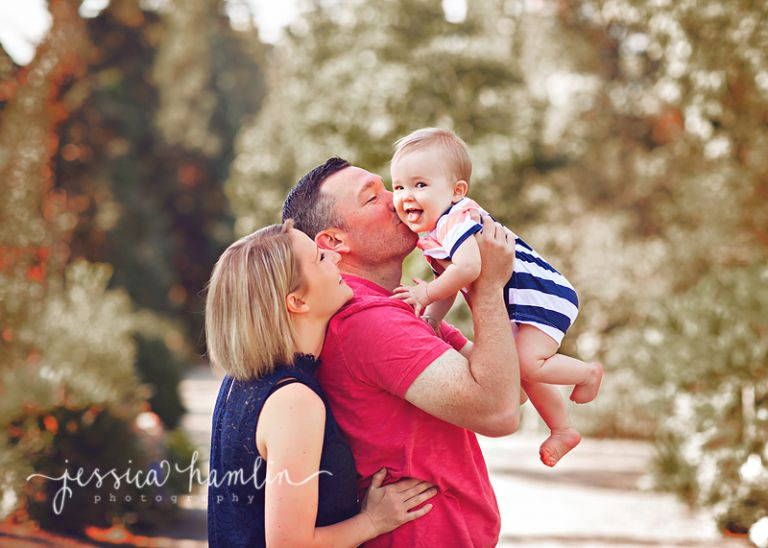 Bellevue Botanical Session | Seattle Family Photographer