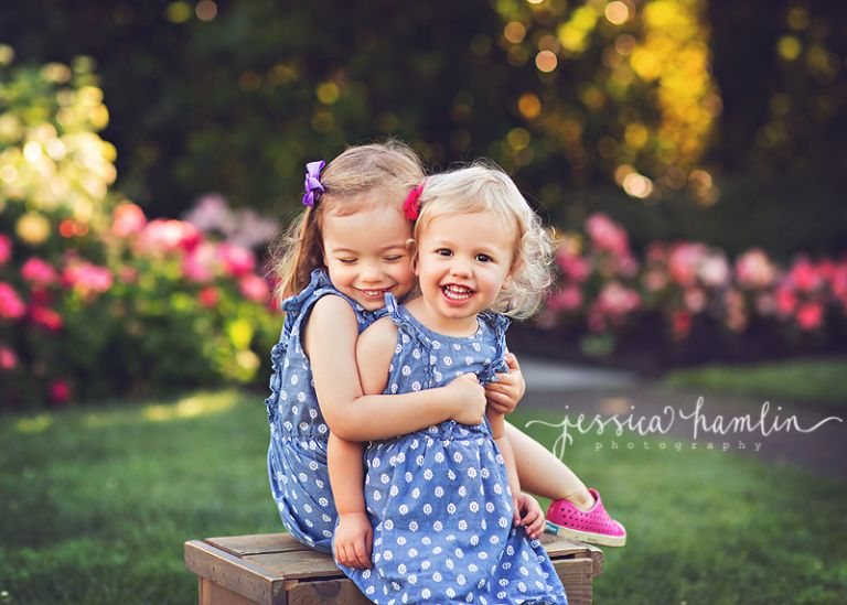 August blooms | Seattle Family Photographer - Seattle