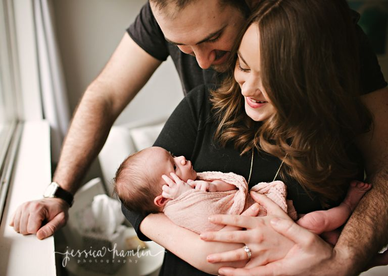 mercer island newborn photographer