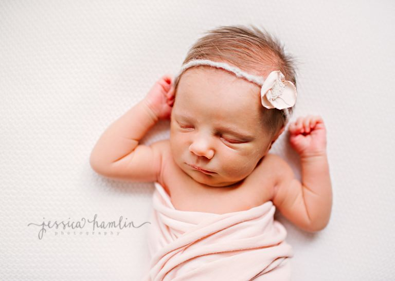 gig harbor newborn photographers