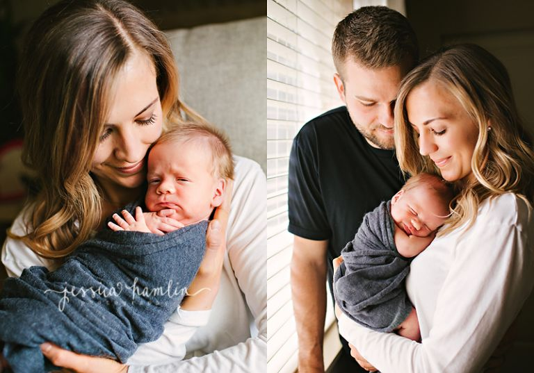 lifestyle newborn photography seattle