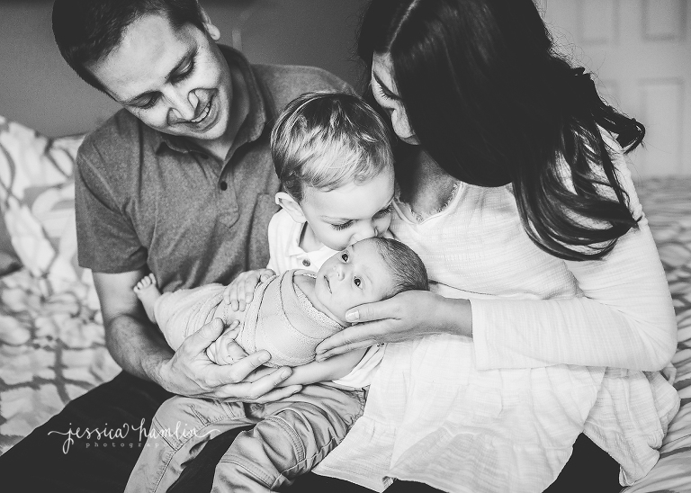 seattle mini newborn photography
