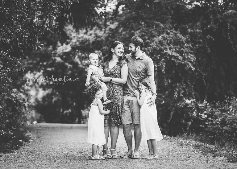mercer island photographer family